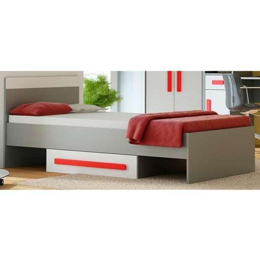 Youth / Kids Furniture Set GIT 2- White / Red