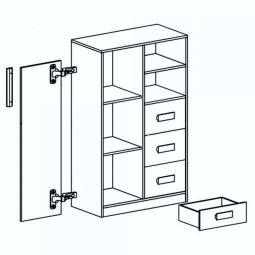Cabinet GIT nr5