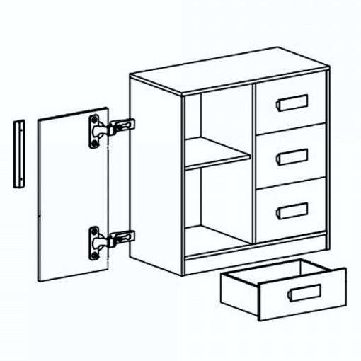 Cabinet GIT nr7