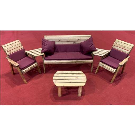 Five seater multi set with table