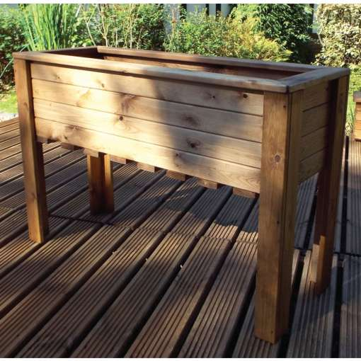 Large wiltshire garden planters (pack of 2)