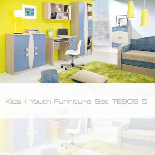 Kids / Youth Furniture Set TEBOS 5