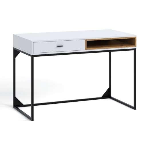 Living Room Furniture OLIVER 4 White + Oak Artisan