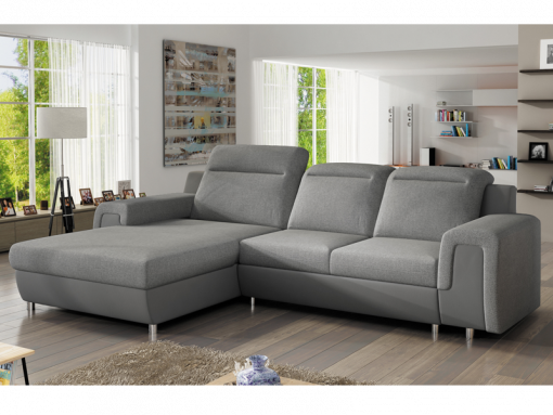 Corner Sofa Bed PANAMA MINI - LEFT