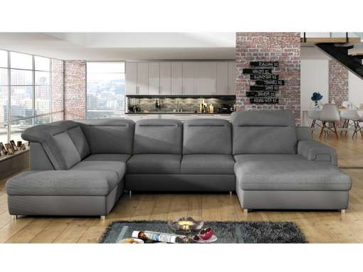 Corner Sofa Bed PANAMA XL-Left