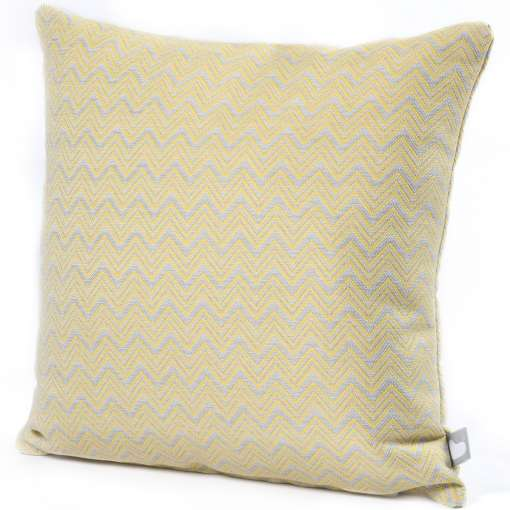 Scatter Cushion - Polines Yellow (Pack of 2)
