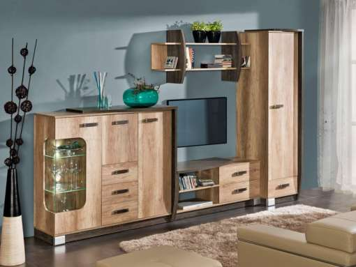 Living Room Furniture Set ROMERO 2