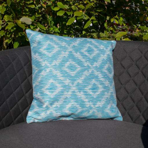 Scatter Cushion - Santorini Blue (Pack of 2)