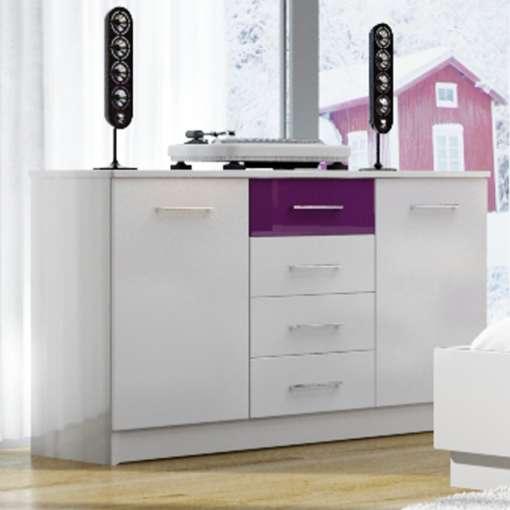 Sideboard DUBAJ Purple