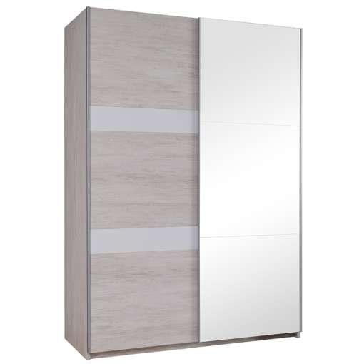 Wardrobe 150 DENERIO + Mirror