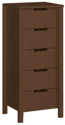 Wooden Chest of Drawers TOMI TO3