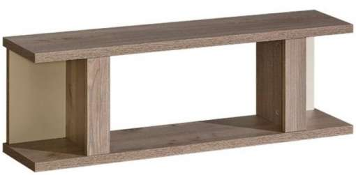 Wall Shelf VERTO V7-Oak Nelson / Mangolia