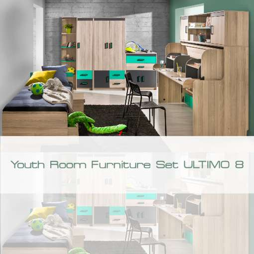 Kids Room Furniture Set