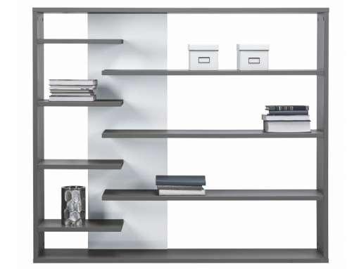 Bookcase ZONDA Z02